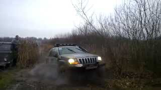 Jeep Grand Cherokee WJ V8 4X4 GAZ-66 OFF-ROAD MUD