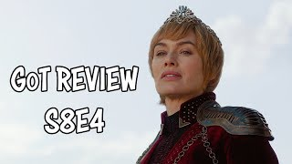 Ozzy Man Reviews: Game of Thrones - Season 8 Episode 4