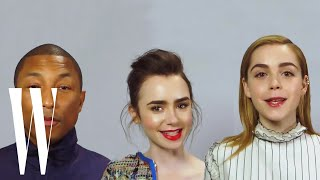 Pharrell, Lily Collins and More Read Chanel