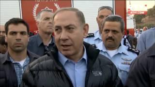 Израиль в огне  Иерусалим обратился за иностранной помощью