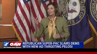 Republican Super-PAC Slams Dems With New Ad Targeting Pelosi Free HD Video