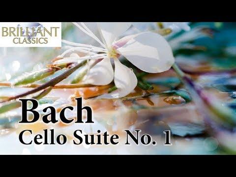 JS Bach : Cello Suite No 1 in G Major