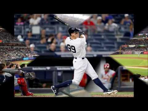 Aaron Judge Foul Ball vs. Fan, Yankee Stadium 7/25/17