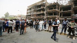 العبادي يقيل مسؤولي الأمن والاستخبارات في بغداد بعد اعتداء الكرادة