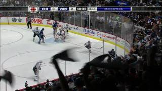 Unbelievable Save by Roberto Luongo in HD