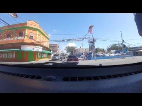 Llegando a San Pedro De Macoris 1/2/2016