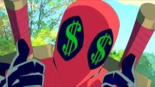 Великий Человек-паук - Беспардонный Дэдпул - Сезон 2 Серия 15 | Marvel мультфильм для детей