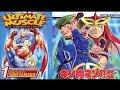 AH Ultimate Muscle Anime Manga Review