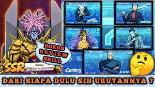 BAHAS ROTASI RATE UP HERO DI RARE BANNER + BOROS REVIEW SKILL~One Punch Man The Strongest Indonesia