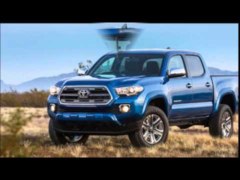 2017 Toyota Tacoma  Release Date and Price  Redesign  YouTube
