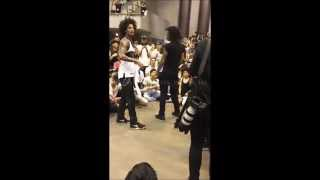 Les Twins Workshop in Tokyo -The End- 7/29/2015