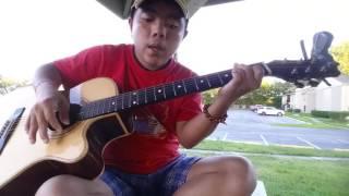Duyên phận cover - guitar remix by Vũ Quốc Liêm