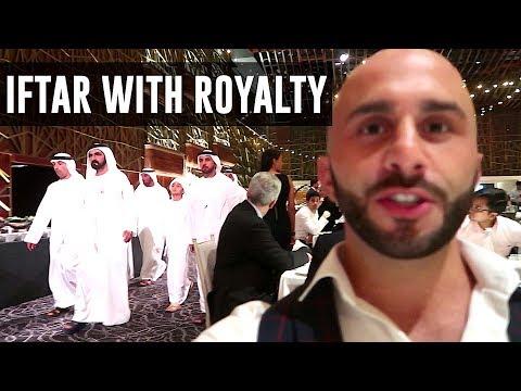 IFTAR with HH Sheikh Mohammed Bin Rashid Al Maktoum (Royal Family)