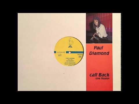 Paul Diamond - Love Illusion