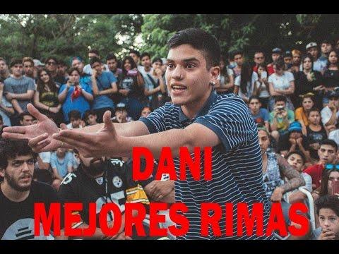 Dani Mejores Rimas  El Rey De La Inteligencia