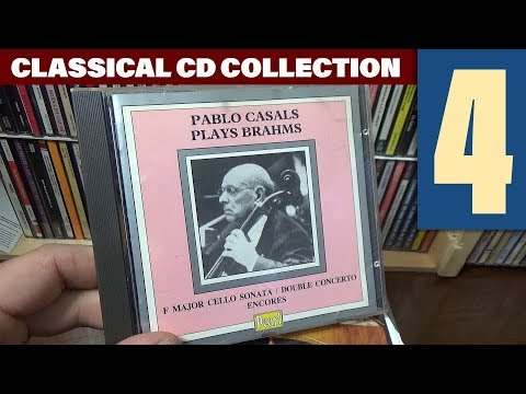 My Classical CD Collection, Vol. 4: Casals, Karajan, Bernstein, Ashkenazy, Breitman, Flemming...
