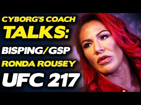 "Cyborg's Coach: Edmond ""Putting Cris Cyborg's Name in His Mouth, That's Not a Good Idea"""