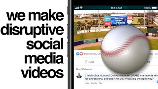 FITTEAM هيدرات التخريبية وسائل الاعلام الاجتماعية الإعلان  التخريبية وجه الإعلام