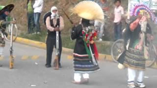 Carnaval san francisco tepeyecac 2012