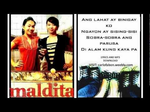Porque - MALDITA (Tagalog Version) HD