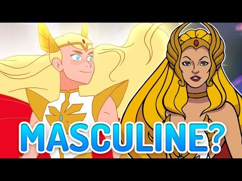 Is She-Ra's New Look