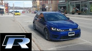 2017 Golf R Review -  Germany
