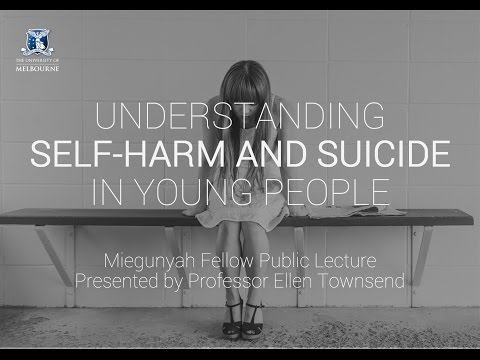 Understanding Self-Harm And Suicide In Young People