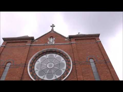 St Mary's, oldest Catholic Church in Belfast 1784