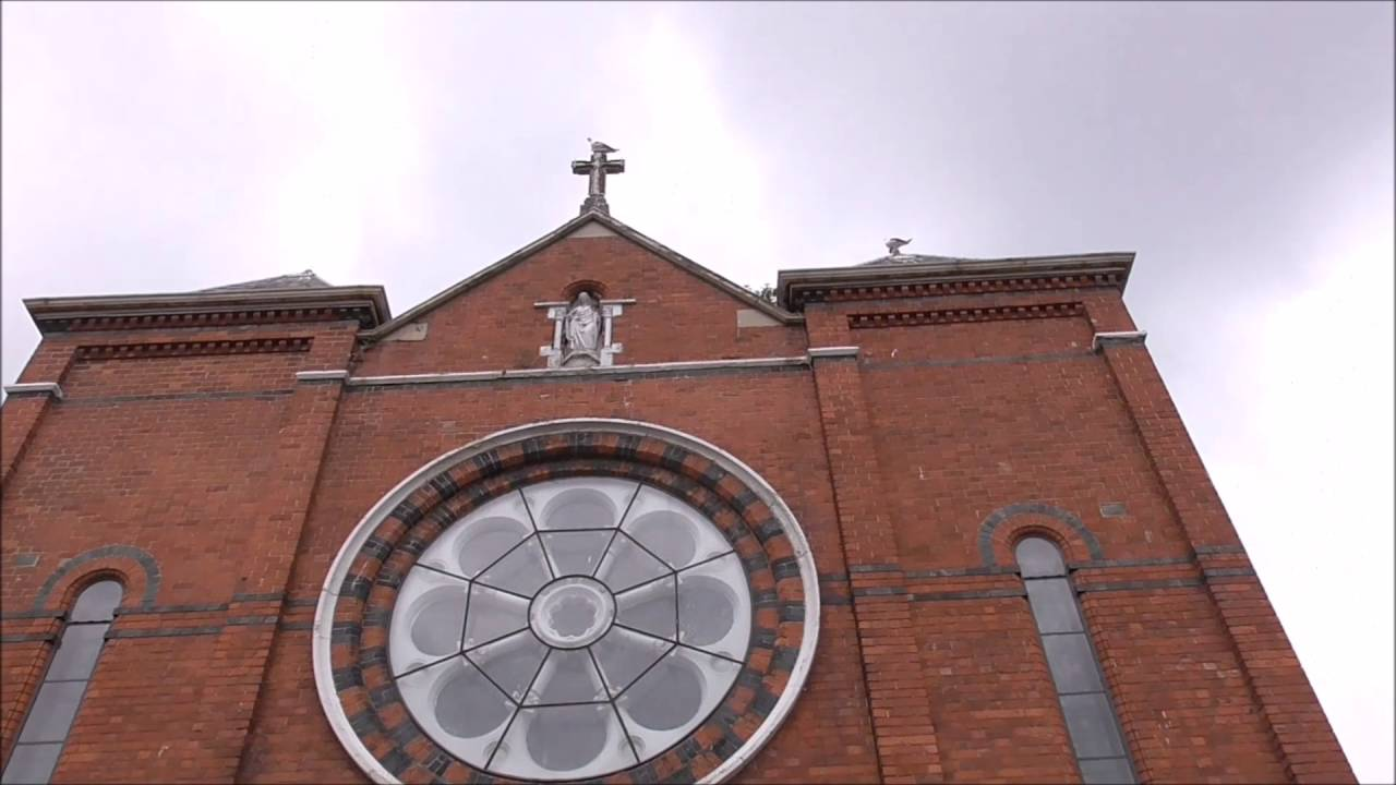 st mary s oldest catholic church in belfast 1784 youtube
