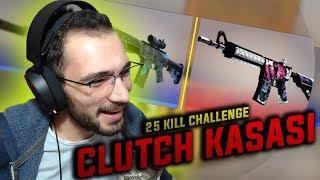 KASADAN NE ÇIKARSA 25 KILL AL! - 25 Kill Challenge #3