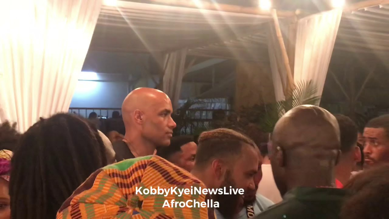 Ghana Year Of Return | Meet Boris Kodjoe, Rocky  Dawuni and International Stars @ AfroChella