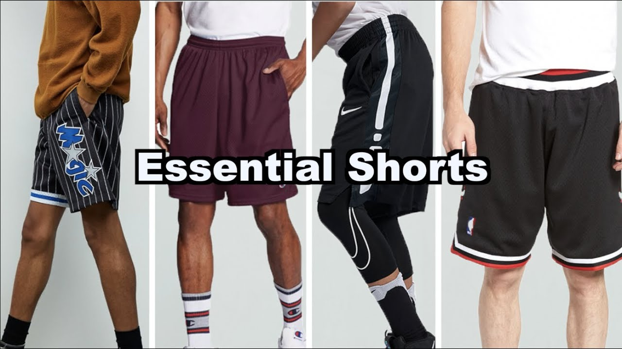 5 Essential Shorts You NEED For Summer 2020!