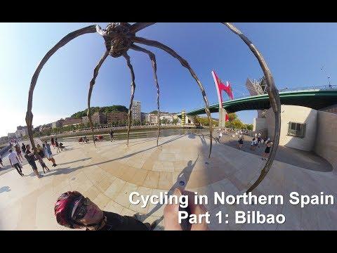 Cycling In Northern Spain #1: Bilbao