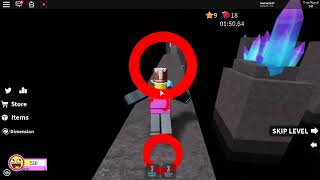 I Almost Died Too Many Times On Level 6 [Speed Run 4 Roblox]