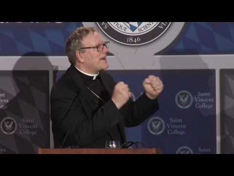 Bishop Robert Barron - The New Evangelization and Higher Education