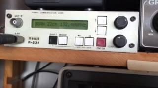 日曜日の昼間は賑やかです。 アジア通信 R-535 ダイヤモンドD-30.