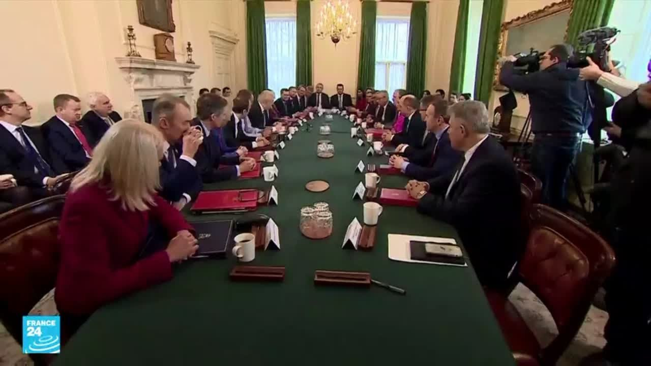 تعديل وزاري في بريطانيا