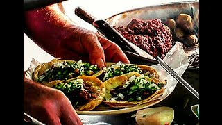 "JUICY MEXICAN ""STREET TACOS"", WARNING!!!!!! will make you hungry!!!"