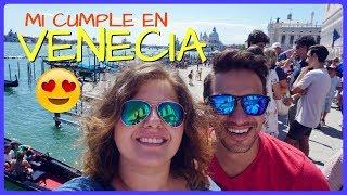 CELEBRAMOS MI CUMPLE EN VENECIA 😍 | ROOM TOUR 🤦🏻🤦🏼♀️ | PIMPI RETO 😱😂