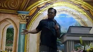 """Video Christ Bible Baptist Church -Paliparan PREACHING """"Huwag mong itanong kung bakit"""" download MP3, 3GP, MP4, WEBM, AVI, FLV November 2017"""