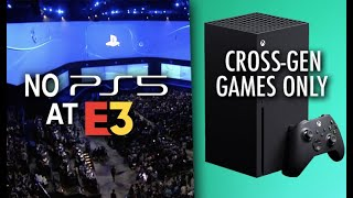 Sony Skipping E3 2020 | Microsoft Says No Xbox Series X Exclusives. What's This Mean for PS5?