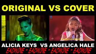 gIRL ON FIRE - ALICIA KEYS VS ANGELICA HEAL