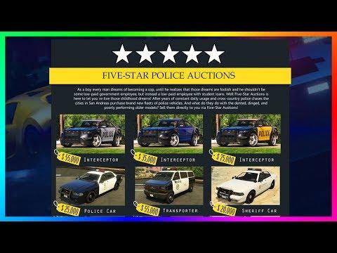 GTA Online NEW DLC Content Releasing CONFIRMED - 3 NEW Vehicles, Cops N' Robbers & MORE! (GTA 5)