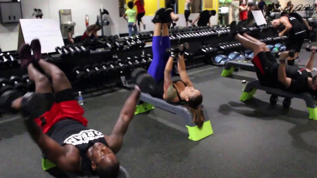 Bodytek Fitness | Group Fitness Classes using HIIT and Circuit Training