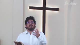 Diário de um pastor, Reverendo Davi Nogueira, Salmo 1 - 29/04/2020