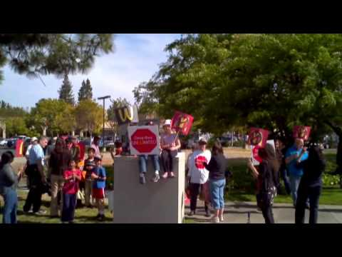 McDonalds is NOT welcome as our Neighbor in Cupertino