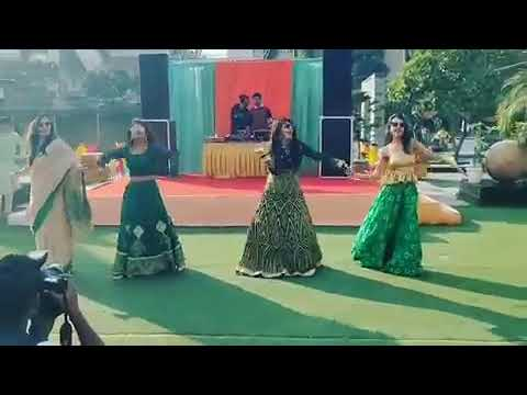 Wedding Choreography - Bride Friends Dance - Group Dance Choreography Call 989 989 1460