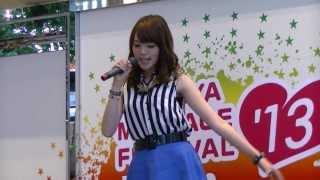 2013年8月4日、マルイシティ渋谷で開催された「渋谷美少女コンテスト」...