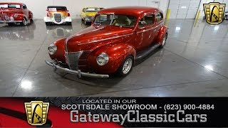 1940 Ford Deluxe #338 Gateway Classic Cars