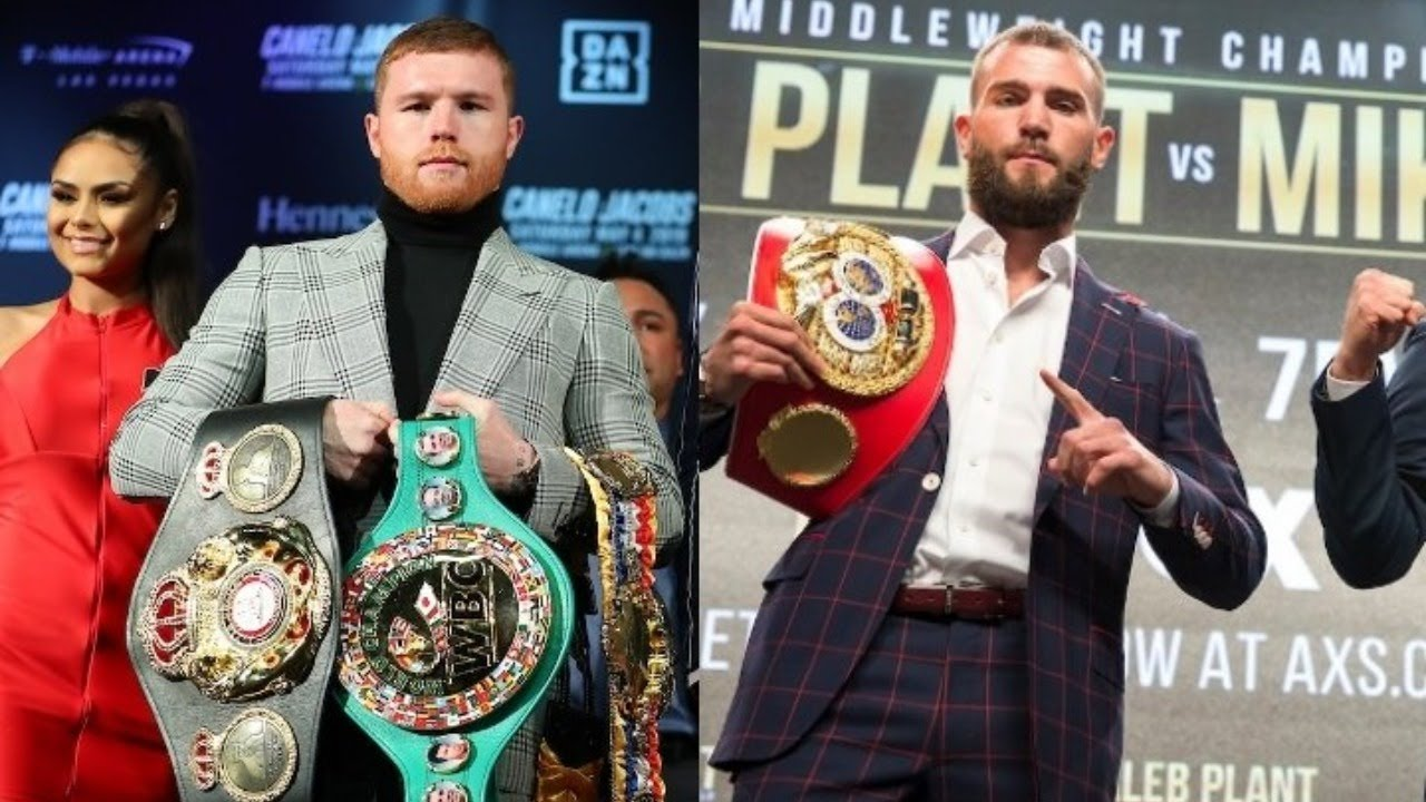BOXING NEWS: Saul Alvarez and Caleb Plant agreed to fight